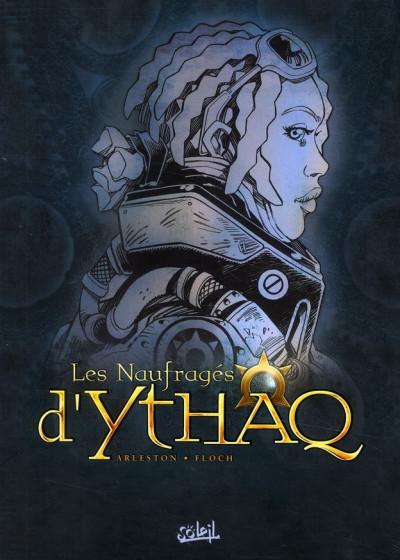 Couverture les naufragés d'ythaq - coffret tome 4 à 6 - ned 2010 + exlibris