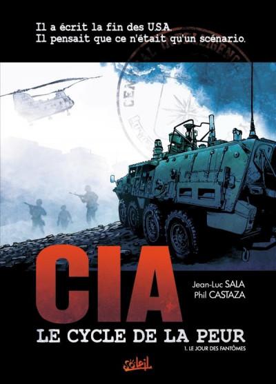image de CIA : le cycle de la peur tome 1 - le jour des fantômes