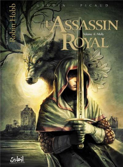 image de L'assassin royal tome 4 - Molly
