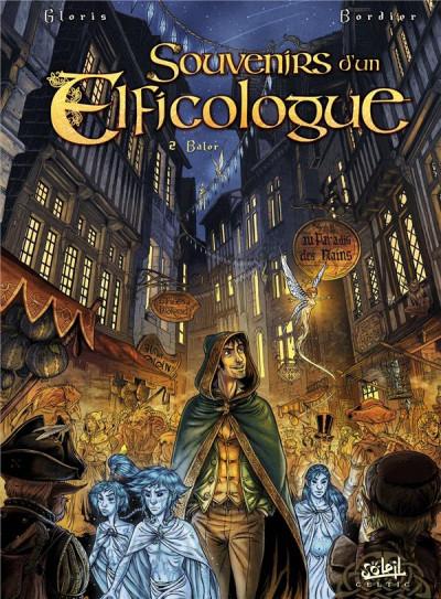 image de souvenirs d'un elficologue tome 2 - balor