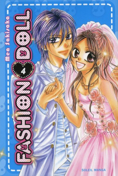 Couverture fashion doll tome 4