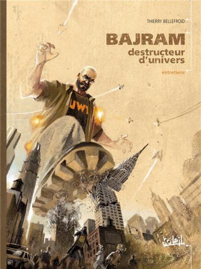 image de les entretiens avec bajram