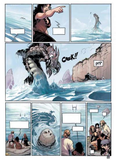 Page 2 Angor T.3 - l'île du sanctuaire