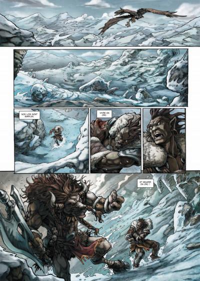 Page 1 la guerre des orcs tome 1 - L'art de la guerre