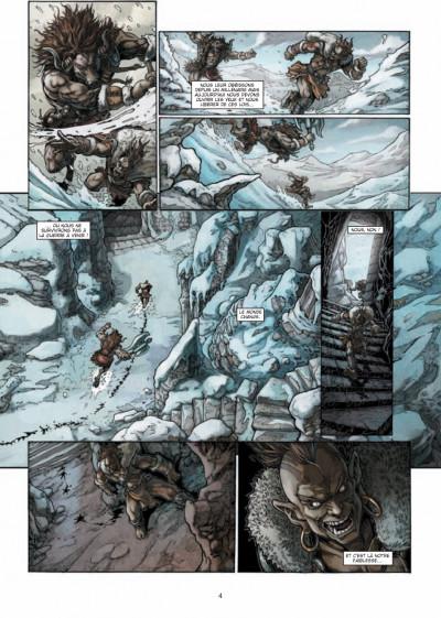 Page 2 la guerre des orcs tome 1 - L'art de la guerre