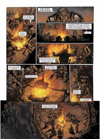 Page 4 la guerre des orcs tome 1 - L'art de la guerre
