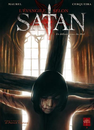 Couverture evangile selon satan tome 2