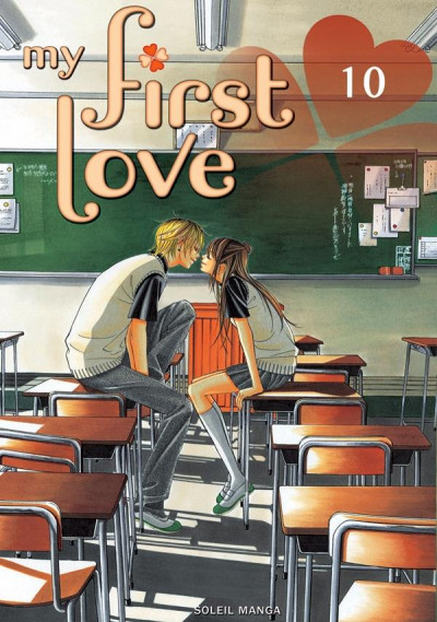 Couverture my first love tome 10