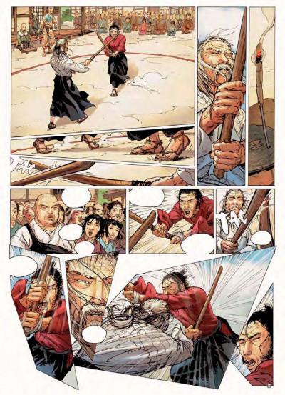 Page 1 samurai T.6 - Shobei