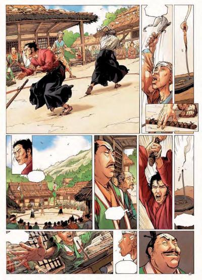 Page 2 samurai T.6 - Shobei