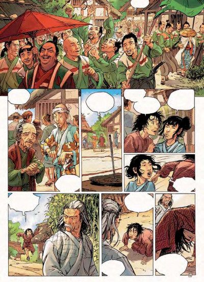 Page 3 samurai T.6 - Shobei