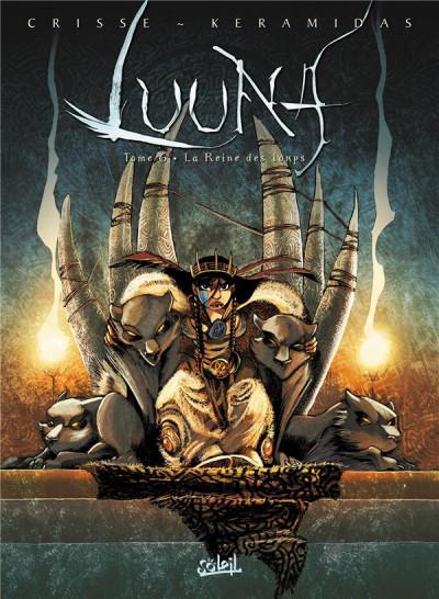 image de Luuna tome 6 - la reine des loups