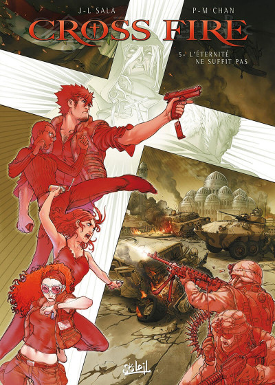 Couverture Cross fire tome 5