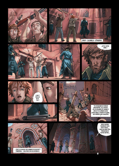 Page 3 Cross fire tome 5