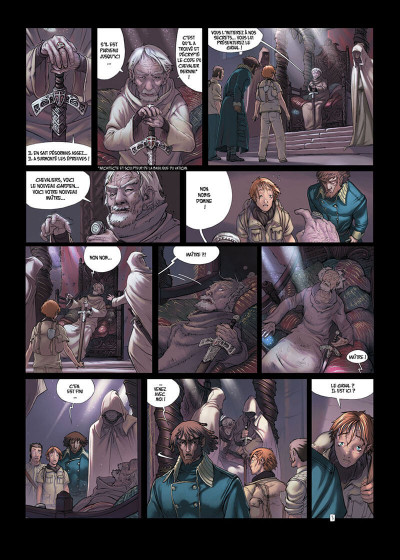Page 5 Cross fire tome 5