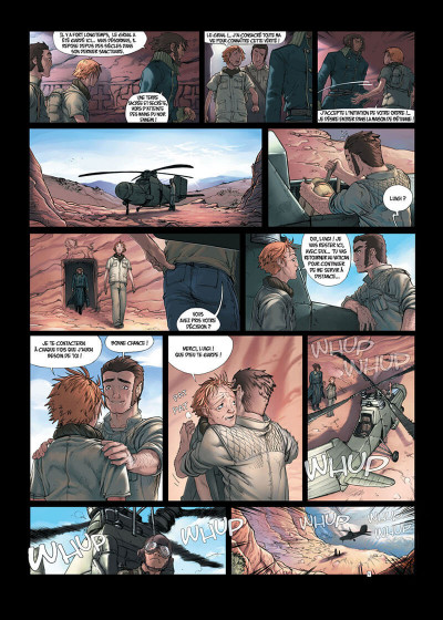 Page 6 Cross fire tome 5