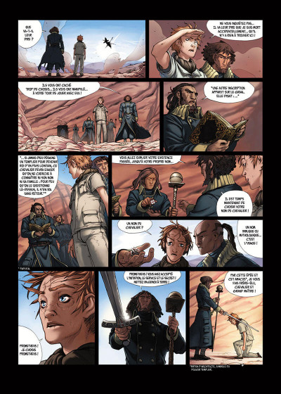Page 7 Cross fire tome 5