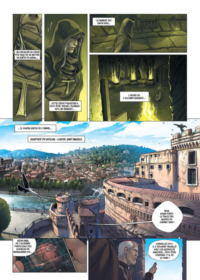 Page 8 Cross fire tome 5