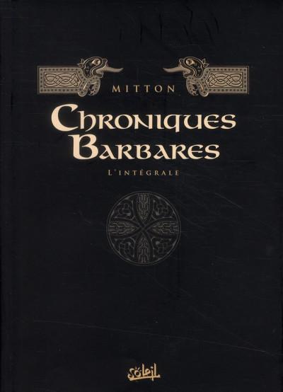 image de Chroniques barbares - intégrale tomes 1 à 6