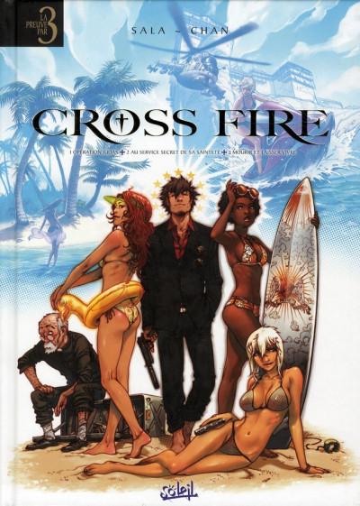 Couverture cross fire - pp3 (t.1 à tome 3)