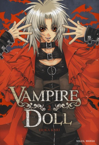 Couverture vampire doll tome 2