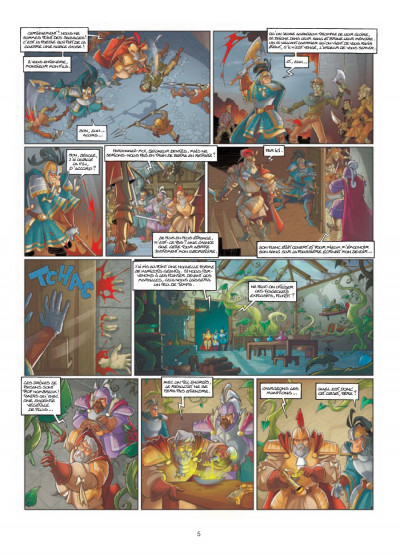 Page 3 ogres tome 1 - chasse à l'ogre