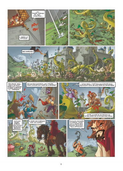 Page 4 ogres tome 1 - chasse à l'ogre