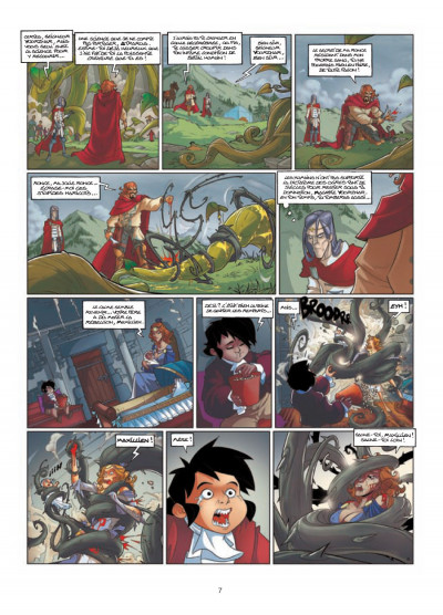 Page 5 ogres tome 1 - chasse à l'ogre