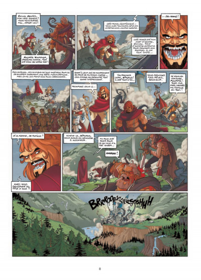 Page 6 ogres tome 1 - chasse à l'ogre