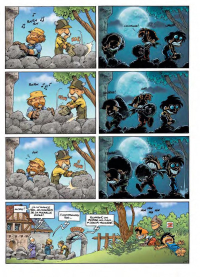 Page 2 gnomes de troy tome 2 - sales momes