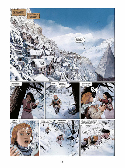 Page 4 Marie des dragons tome 3 - Amaury