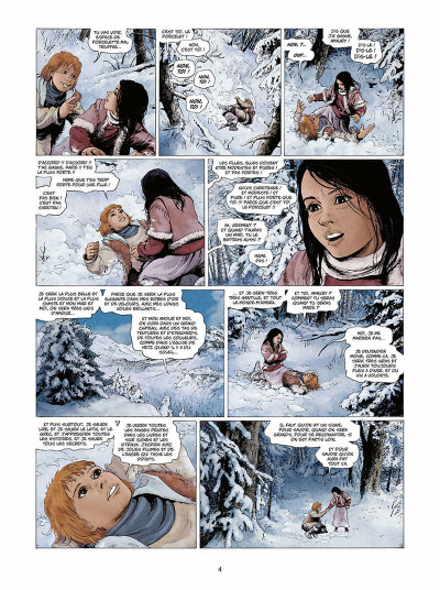 Page 5 Marie des dragons tome 3 - Amaury