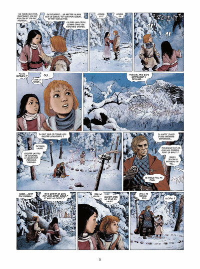 Page 6 Marie des dragons tome 3 - Amaury