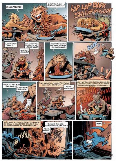 Page 2 Trolls de Troy tome 14 - l'histoire de Waha