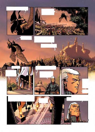 Page 2 Cixi de Troy - le secret de Cixi tome 2