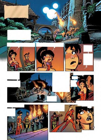 Page 3 Cixi de Troy T.2 - le secret de Cixi tome 2