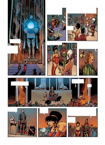 Page 4 Cixi de Troy T.2 - le secret de Cixi tome 2
