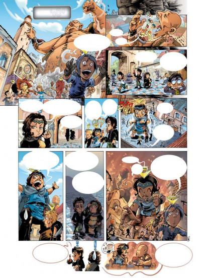 Page 1 Noob T.3 - un jour, je serai niveau 100 !