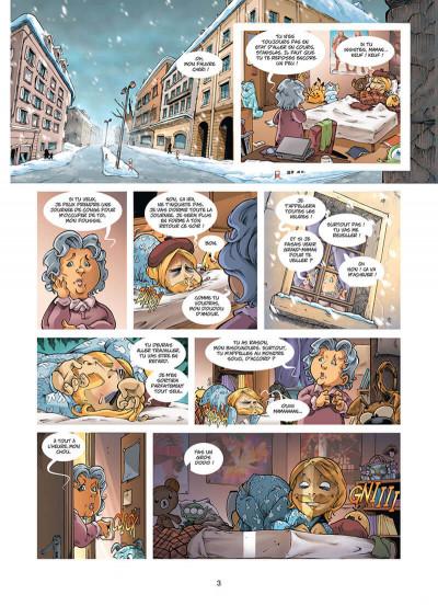 Page 4 Noob T.3 - un jour, je serai niveau 100 !