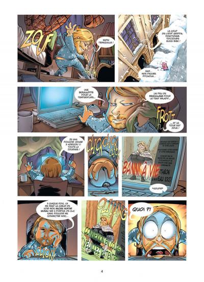 Page 5 Noob T.3 - un jour, je serai niveau 100 !