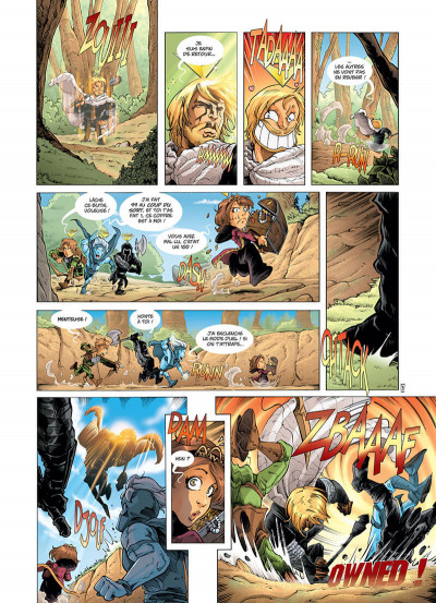 Page 6 Noob T.3 - un jour, je serai niveau 100 !