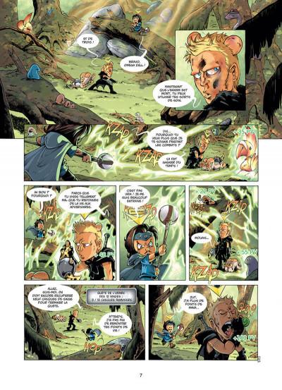 Page 8 Noob T.3 - un jour, je serai niveau 100 !