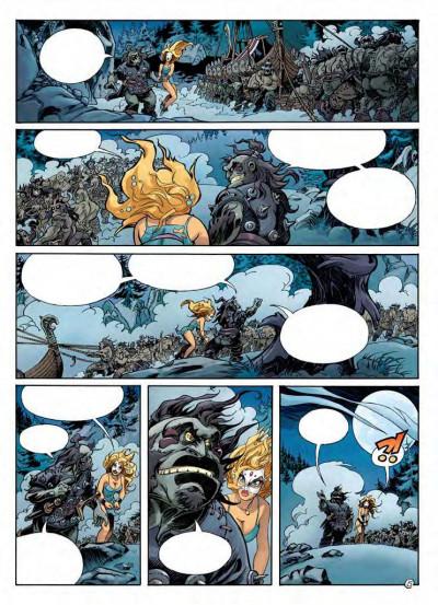 Page 2 Marlysa tome 10 - Tatrin de Tolden
