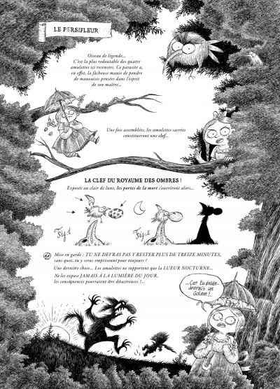 Page 5 Billy Brouillard tome 2 - le petit garçon qui ne croyait plus au Père Noël