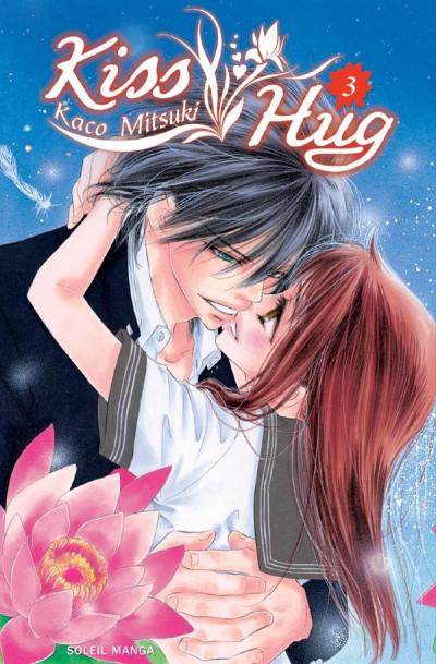 Couverture kiss hug tome 3