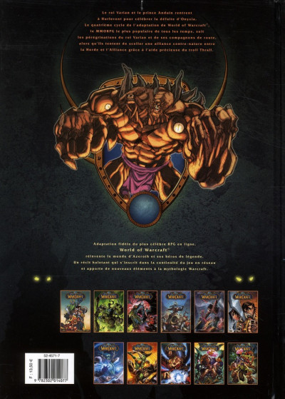 Dos world of warcraft tome 11