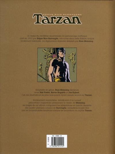 Dos tarzan - archives tome 1 - Tarzan l'homme-singe.