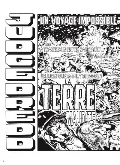 Page 1 judge Dredd - intégrale tome 2