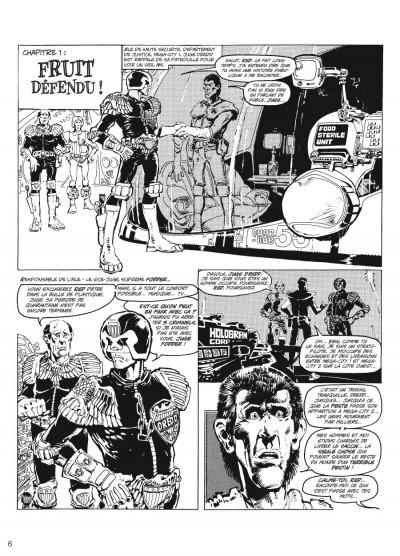 Page 3 judge Dredd - intégrale tome 2