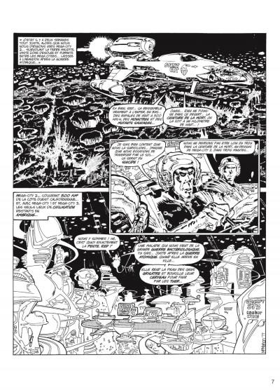 Page 4 judge Dredd - intégrale tome 2
